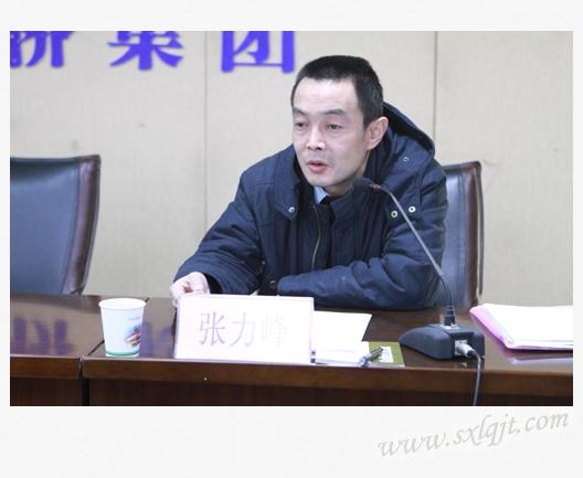 陕西交通报张力峰总编讲授新闻写作知识